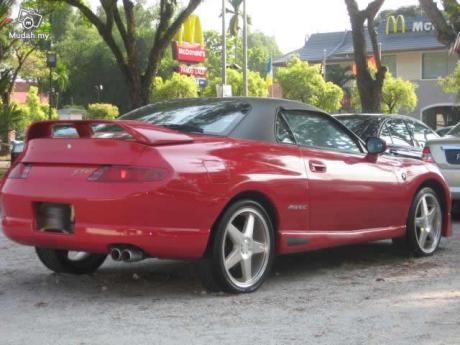 FTO With Ugly Looking Sports Rim & Roof Top